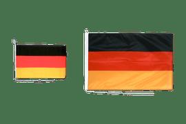 Bootsflaggen und Bootsfahnen