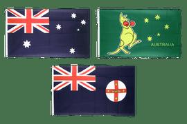 Flaggen Australiens