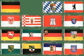 Flaggen Deutschlands