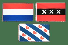 Flaggen der Niederlande