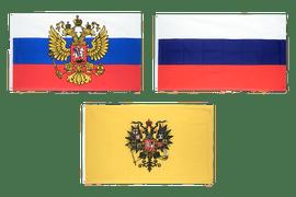 Flaggen Russlands