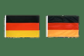 Hohlsaum Flaggen