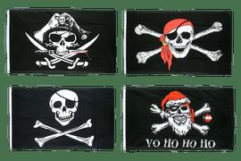 Piratenflaggen