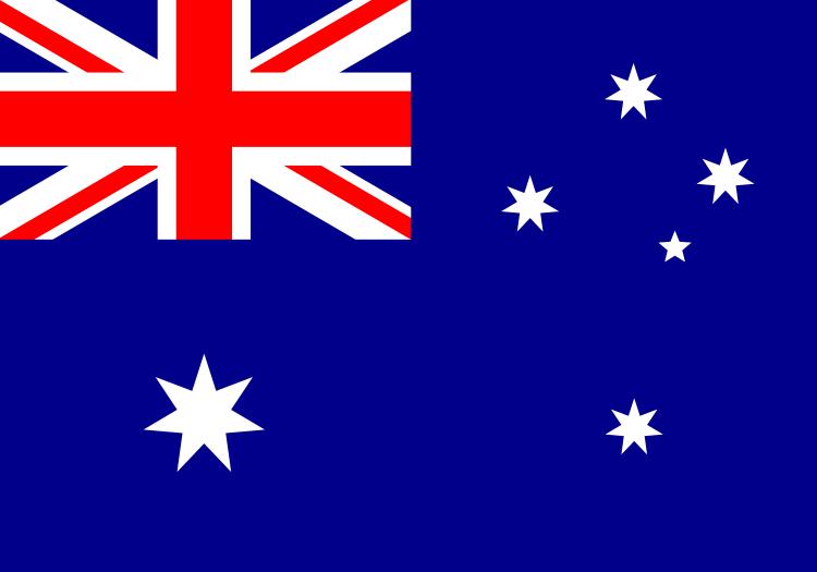 Australiens Flagge