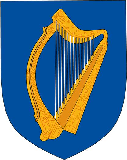 Irland Wappen