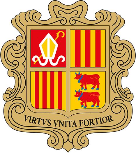 drapeau andorre - acheter drapeau andorran pas cher