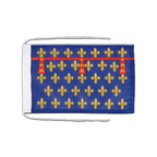 "Artois - Flag with ropes 8x12"""