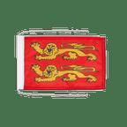 Drapeau avec cordelettes Basse Normandie - 20 x 30 cm