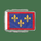Drapeau avec cordelettes Berry - 20 x 30 cm