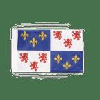 Picardie - Flagge 20 x 30 cm
