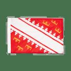 Petit drapeau Alsace - 30 x 45 cm
