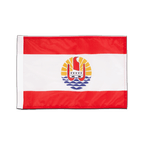 Petit drapeau Polynésie française - 30 x 45 cm