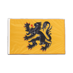 Belgium Flanders - Sleeved Flag PRO 2x3 ft