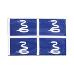 Martinique - Sleeved Flag PRO 2x3 ft