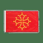 Midi-Pyrénées - Sleeved Flag PRO 2x3 ft