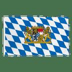 Bayern Löwe - Hissflagge 90 x 150 cm CV