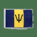 Drapeau pour bateau Barbade - 60 x 90 cm