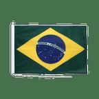 Drapeau pour bateau Brésil - 60 x 90 cm
