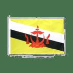 Drapeau pour bateau Brunei - 60 x 90 cm