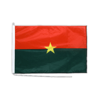 Drapeau pour bateau Burkina Faso - 60 x 90 cm