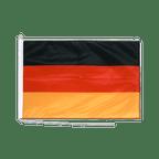 Drapeau pour bateau Allemagne - 60 x 90 cm
