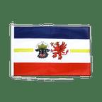 Mecklenburg-Western Pomerania - Boat Flag PRO 2x3 ft