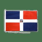 Drapeau pour bateau République dominicaine - 60 x 90 cm
