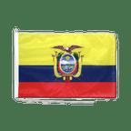 Ecuador - Boat Flag PRO 2x3 ft