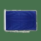 Drapeau pour bateau Bleu - 60 x 90 cm