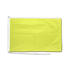 Gelbe - Bootsflagge PRO 60 x 90 cm