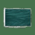 Grüne - Bootsflagge PRO 60 x 90 cm