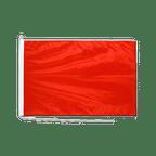 Drapeau pour bateau Rouge - 60 x 90 cm