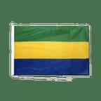 Drapeau pour bateau Gabon - 60 x 90 cm
