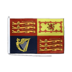Drapeau pour bateau Royaume-Uni Royal - 60 x 90 cm
