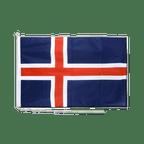 Drapeau pour bateau Islande - 60 x 90 cm