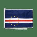 Drapeau pour bateau Cap Vert - 60 x 90 cm