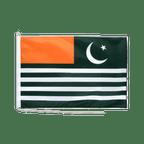 Drapeau pour bateau Cachemire - 60 x 90 cm