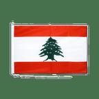 Drapeau pour bateau Liban - 60 x 90 cm