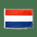 Drapeau pour bateau Luxembourg - 60 x 90 cm