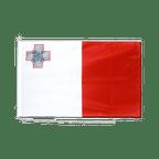 Drapeau pour bateau Malte - 60 x 90 cm