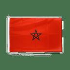 Drapeau pour bateau Maroc - 60 x 90 cm