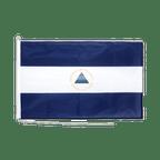 Drapeau pour bateau Nicaragua - 60 x 90 cm