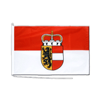 Salzburg - Bootsflagge PRO 60 x 90 cm