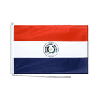 Drapeau pour bateau Paraguay - 60 x 90 cm