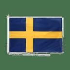 Drapeau pour bateau Suède - 60 x 90 cm