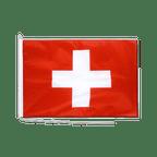 Drapeau pour bateau Suisse - 60 x 90 cm