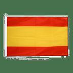 Drapeau pour bateau Espagne sans Blason - 60 x 90 cm