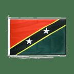 Drapeau pour bateau Saint-Kitts-et-Nevis - 60 x 90 cm