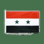 Drapeau pour bateau Syrie - 60 x 90 cm
