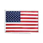 USA - Boat Flag PRO 2x3 ft